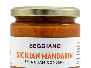 Seggiano Sicilian Mandarin Extra Jam Conserve