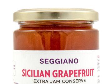 Seggiano Sicilian Grapefruit Extra Jam Conserve
