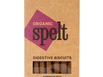 Seggiano Spelt Digestive Biscuits Organic