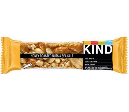 KIND  Honey, Roasted Nuts & Sea Salt