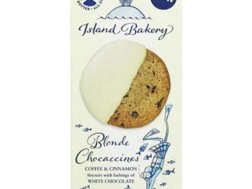 Island Bakery Blonde Chocaccinos Organic