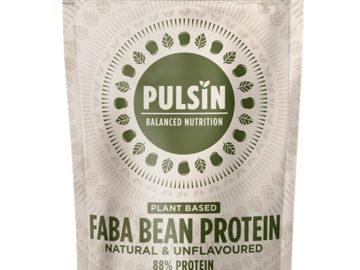 Pulsin Faba Bean Protein Powder