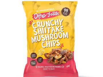 Other Foods Crunchy Shiitake Mushrooms