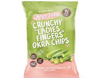 Other Foods Crunchy Ladies Fingers Okra