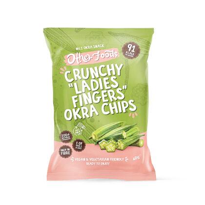 Other Foods Crunchy Ladies Fingers Okra