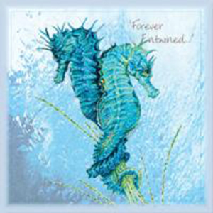 Forever Entwined Greetings Card