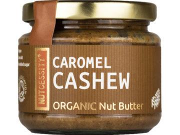 Nutcessity Caromel Cashew Nut Butter Organic~20% off