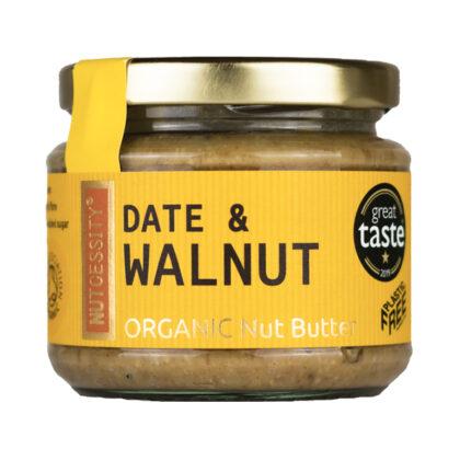 Nutcessity Date & Walnut Nut Butter Organic