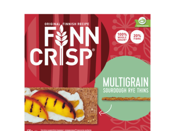 Finn Multigrain Thin Slice Crispbread