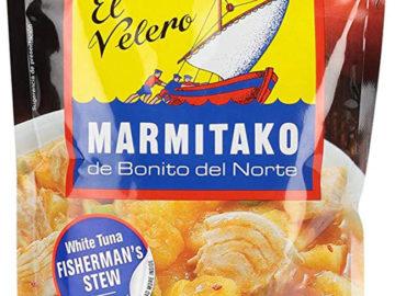 Ortiz White Tuna Fishermans Stew ~ Marmitako de Bonito del Norte