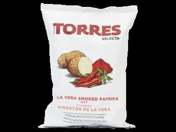 Torres Smoked Paprika Potato Crisps