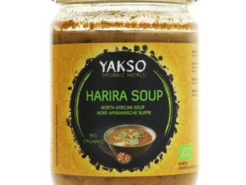 Yakso Harira Soup Organic