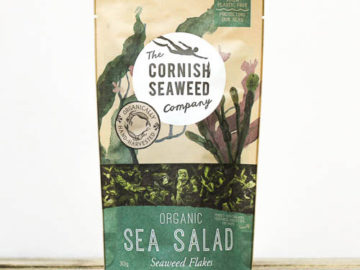 The Cornish Seaweed Company Sea Salad Seaweed Flakes Organic