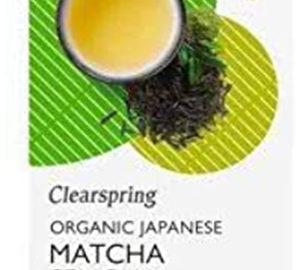 Clearspring Japanese Matcha Sencha Organic