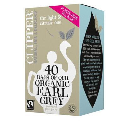 Clipper Earl Grey Organic Fairtrade