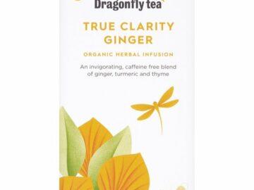 Dragonfly True Clarity Ginger Organic