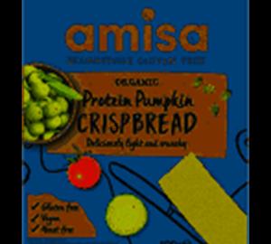 Amisa Protein Pumpkin Crispbread