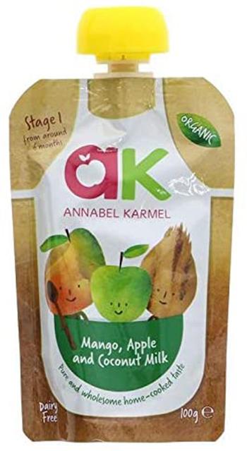 Annabel Karmel Mango Apple Coconut-Milk