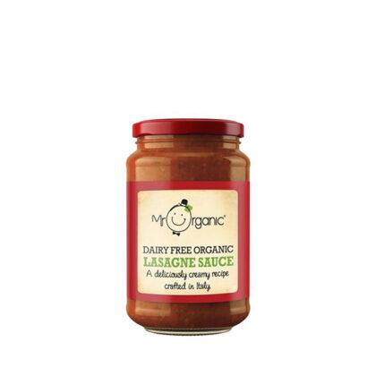 Mr Organic Dairy Free Lasagne Sauce Organic