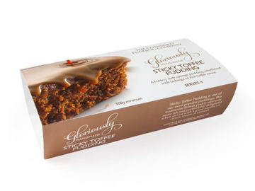 The Cotswold Pudding Company Sticky Toffee Pudding
