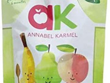Annabel Karmel Banana Pear & Peach Organic