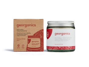 Georganics Eucalyptus Natural Toothpaste Organic