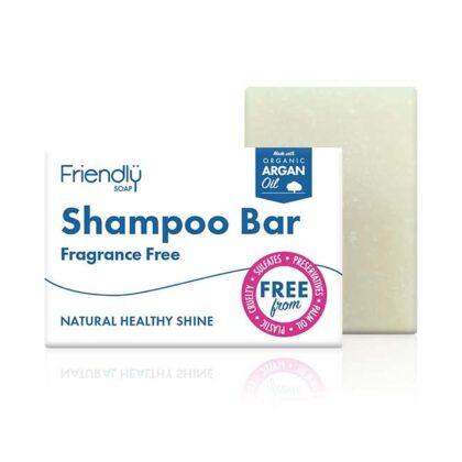 Friendly Shampoo Bar Unscented
