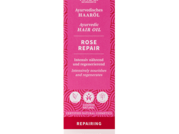 Khadi Hair Oil Rose