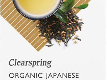 Clearspring Genmaicha Organic Tea