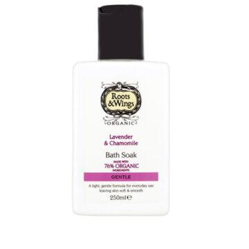 Roots & Wings Lavender & Chamomile Bath Soak Organic
