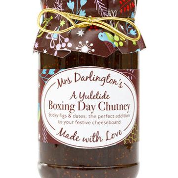 Mrs Darlington's Boxing Day Chutney