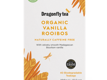 Dragonfly Vanilla Rooibos Organic