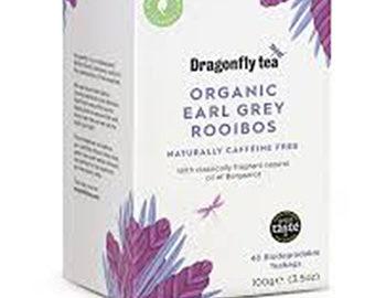 Dragonfly Earl Grey Rooibos Organic