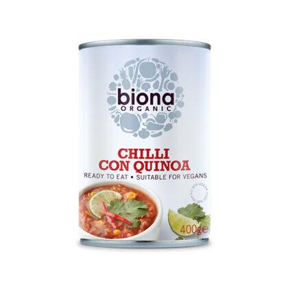 Biona Chilli Con Quinoa Organic