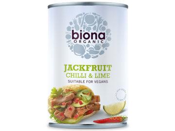 Biona Jackfruit Chilli & Lime Organic