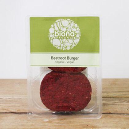 Biona Beetroot Burger Organic