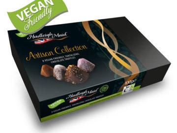 Hadleigh Maid Artisan Collection Vegan Chocolate