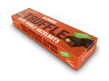 Hadleigh Maid Almond Truffle Hazelnuts