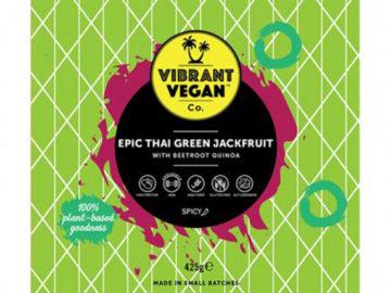 Vibrant Vegan Thai Green Jackfruit