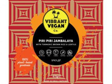 Vibrant Vegan Piri Piri Jambalaya