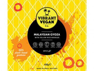 Vibrant Vegan Malay Dumplings