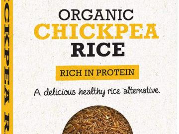 Mr Organic Chickpea Rice Organic