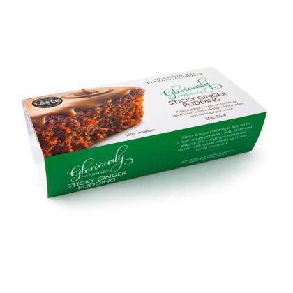 The Cotswold Pudding Company Sticky Ginger Pudding 500g