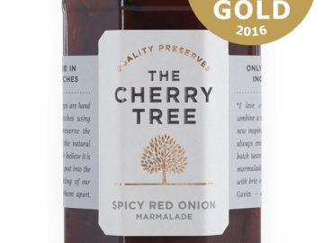The Cherry Tree Spicy Red Onion Marmalade