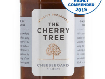 The Cherry Tree Cheeseboard Chutney
