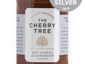 The Cherry Tree Hot Carrot & Coriander Chutney
