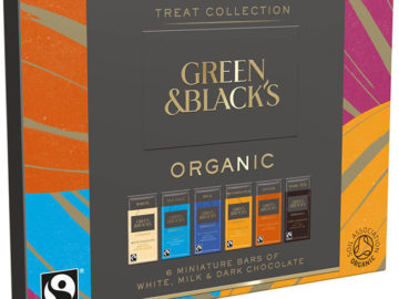 Green&Black's Treat Collection Organic