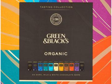 Green & Black's Tasting Collection Organic