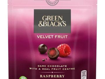 G&B's Raspberry Velvet Fruit Bag