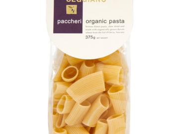 Seggiano Paccheri Pasta Organic